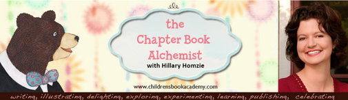 The Chapter Book Alchemists