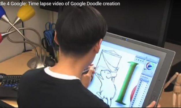 Google Doodler – Now We Know