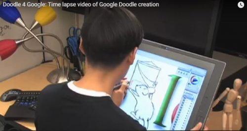 Google Doodler – Now We Know