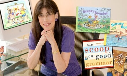 Book producer Margie Blumberg adds something new to the tried and true