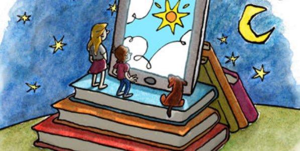 Build your book? Children's book illustrators have new options.