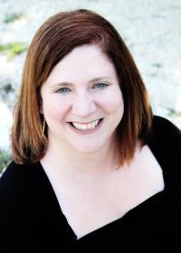 Author Bethany Hegedus