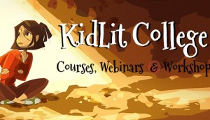Children's book illustration and writing workshops available at KidLit College