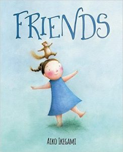 "Cover of ""Friends"" by Aiko Ikegami"