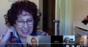 "Mira Reisberg in the ""Smarter Dummies"" webinar"